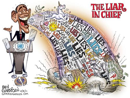obama lying muslim loving piece of crap